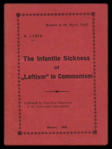 Esquerdismo: doença infantil do comunismo, de Lênin